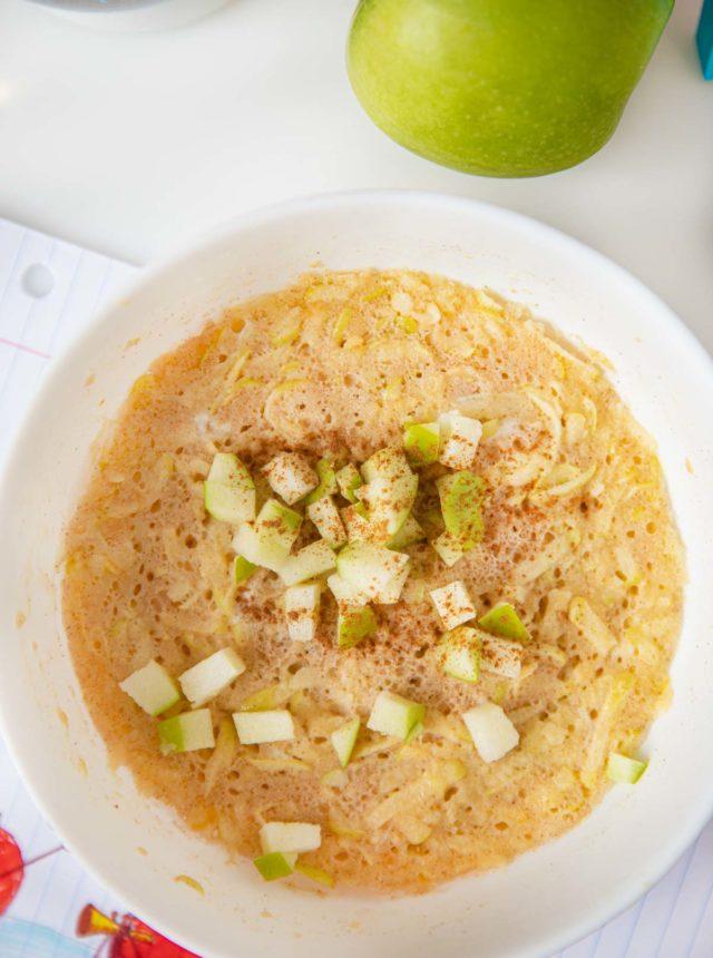 Apple Pancake Puff