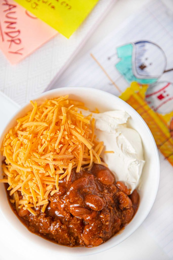 Microwave Chili Cheese Dip Ingredients