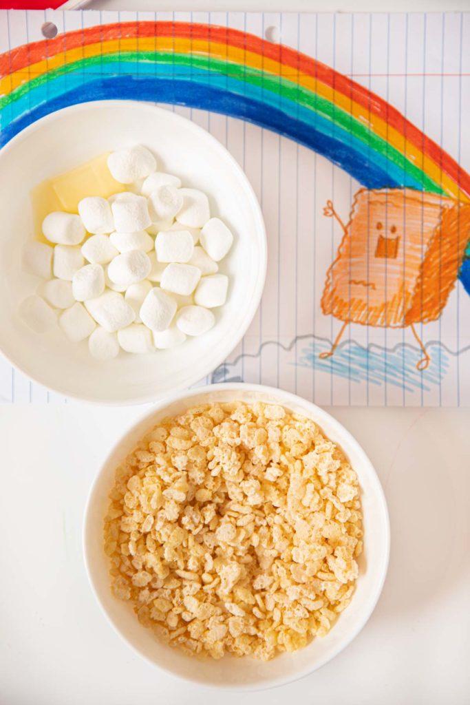 Single Serving Rice Krispies Treat Ingredients