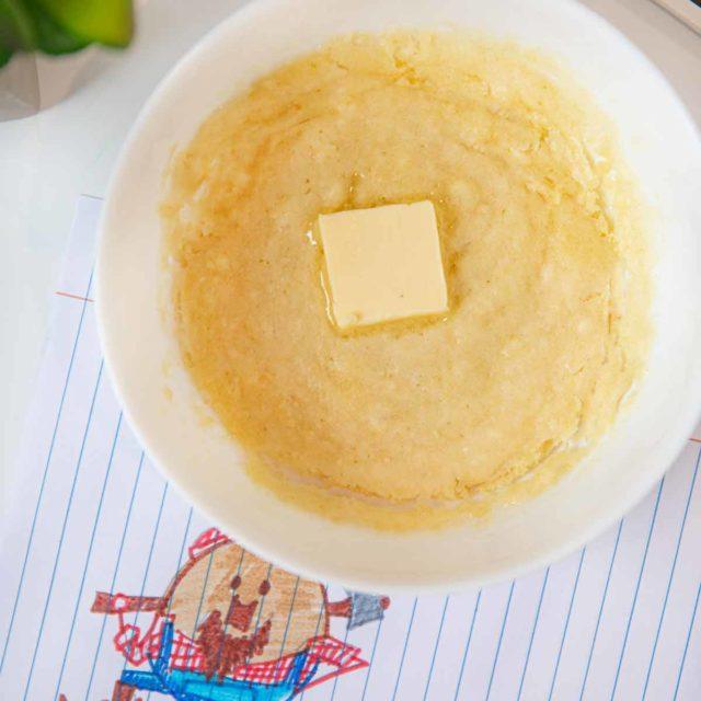 Microwave Pancake